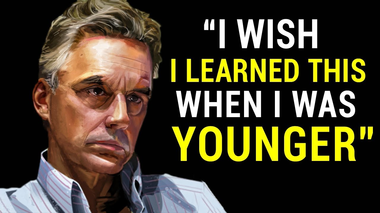 Download Jordan Peterson's Life Advice Will Change Your Future (MUST WATCH)