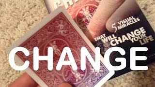 Change by Lloyd Barnes Ellusionist Card Trick