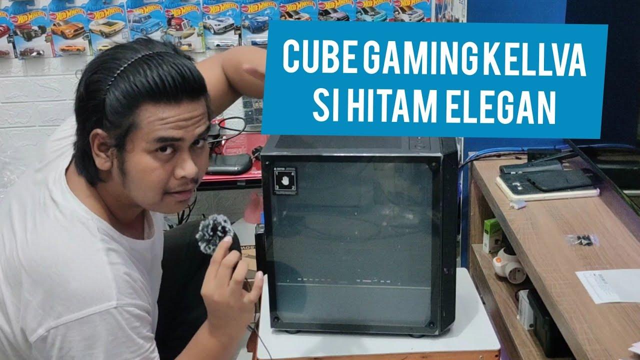 Cube Gaming Kellva Black Unboxing Youtube