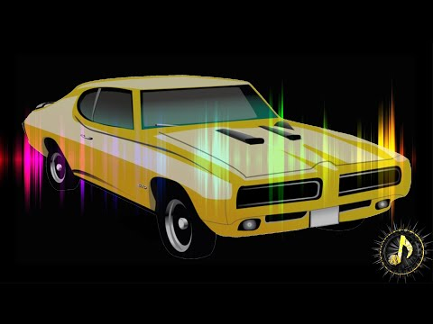 Muscle Car Exhaust Revving Rev Sound Effect