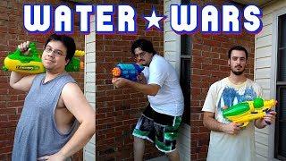 Water Wars 2018: Overture