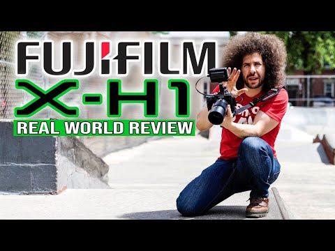 Fujifilm X-H1 Real World Review (vs Sony a7 III)