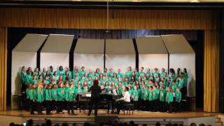 2017 Delaware ACDA Children's Honor Choir Festival - The Gift to Sing, by Andrea Ramsey