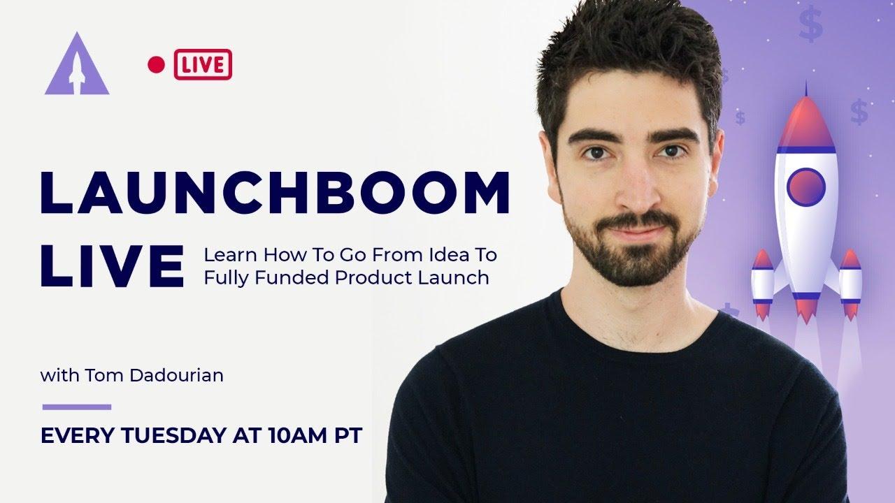 Download LaunchBoom Live Episode 1