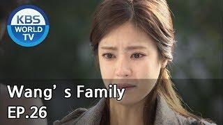Wang's Family | 왕가네 식구들 EP.26 [SUB:ENG, CHN, VIE]