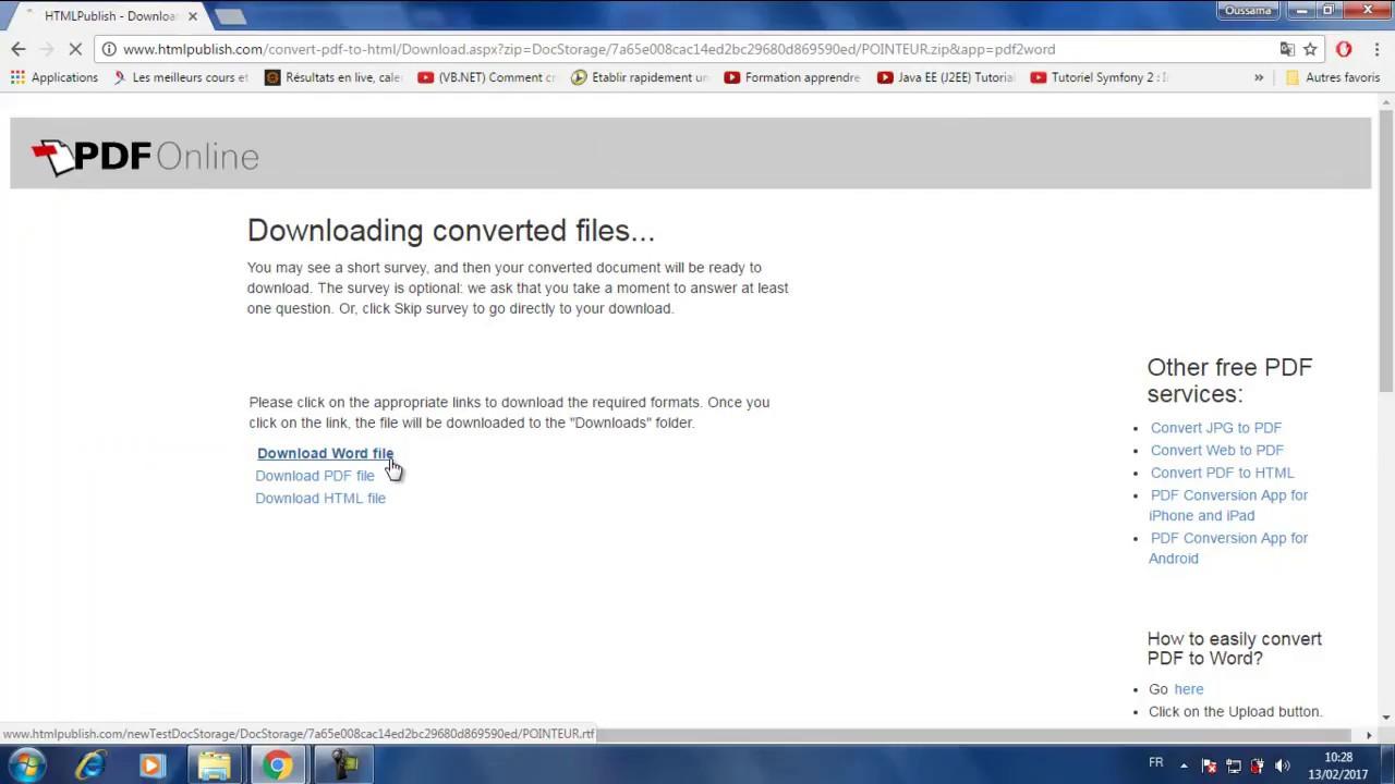 Telecharger convertisseur video gratuit tout format pour windows 8