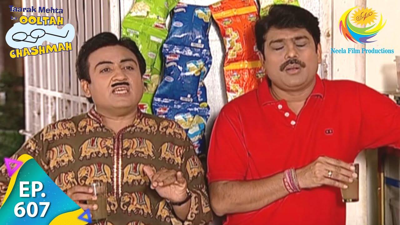 Download Taarak Mehta Ka Ooltah Chashmah - Episode 607 - Full Episode
