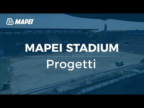 MAPEI: Mapei Stadium, Reggio Emilia - Italia - Timelaps
