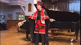 Kung Jaadee, Haida Storyteller - Shaw TV Victoria