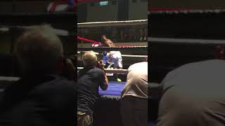 CHRIS KONGO'S 72 SECOND TKO