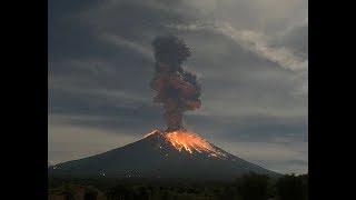 Gunung Agung Eruption   18. May 2019