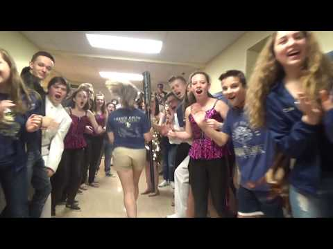 Teays Valley High School  Spirit Video