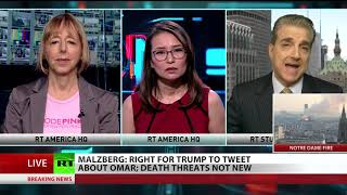 Panel explodes! Ilhan Omar after 9/11 scandal