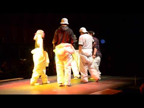 Dance4Life -  hiphop, ragga, battle, ballet, jazz