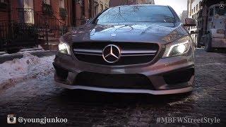 2014 Mercedes-Benz Fashion Week