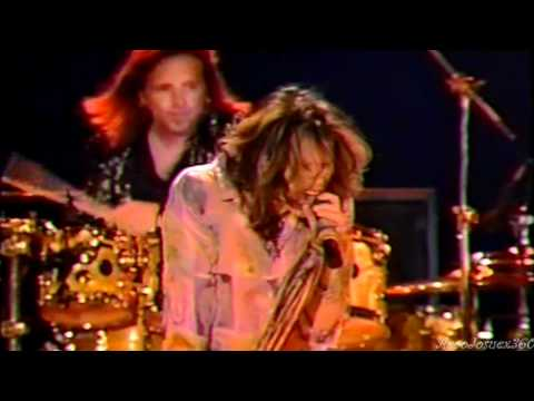 Aerosmith - Nine Lives (Live Panama City Beach, Florida 1997) HD
