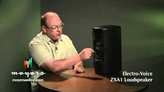 Moyers Online | EV ZXA1 Loudspeaker