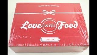 Love with Food Box May 2018