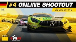 ADAC GT Masters eSports 2020 | Shootout 4 Re-Run | Deutsch