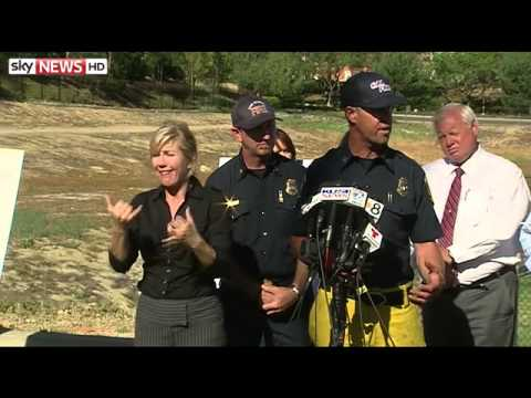 California Wildfires: San Marcos Blaze Spreads