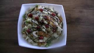 Фруктовий салат / Фруктовый салат / Fruit salad / Sałatka owocowa /  Salada de frutas