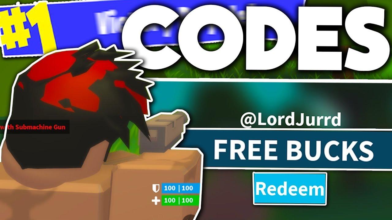 New Roblox Island Royale Code Free Bucks Roblox