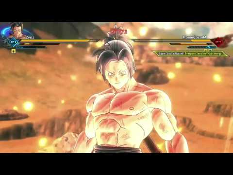 BEST Male Earthling Strike Super build in Xenoverse 2!! | Dragon Ball Xenoverse 2 Character Build |