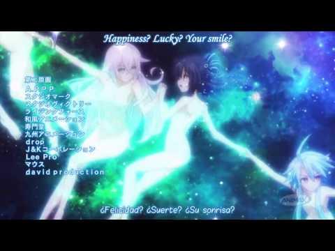 Choujigen Game Neptune the Animation Ending 2 go love peace
