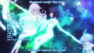 Choujigen Game Neptune the Animation Ending 2 go love peace