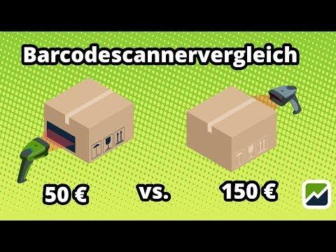 tricoma Blog - Der Barcodescannervergleich - Teuer oder günstig? 50 Euro vs. 150 Euro?