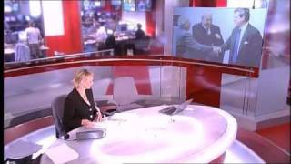 BBC News 24 - Opening Titles - December 2003 to 2004