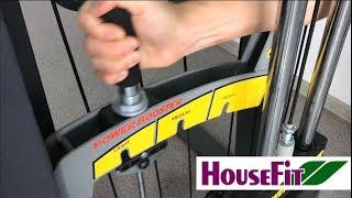 Силовой многофункциональный тренажёр HouseFit HG-2006