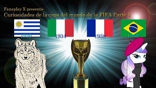 Curiosidades de la copa del mundo de la FIFA (Loquendo) Parte 1/?