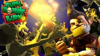 CGRundertow BURN, ZOMBIE, BURN! for PlayStation 3 Video Game Review