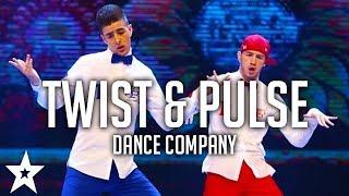 Baixar Twist & Pulse + Dance Company | ALL Dance Performances On Britain's Got Talent | Got Talent Global