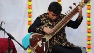 Partha Sarathi Chatterjee - Raag Latangi Aalaap Outdoor Concert