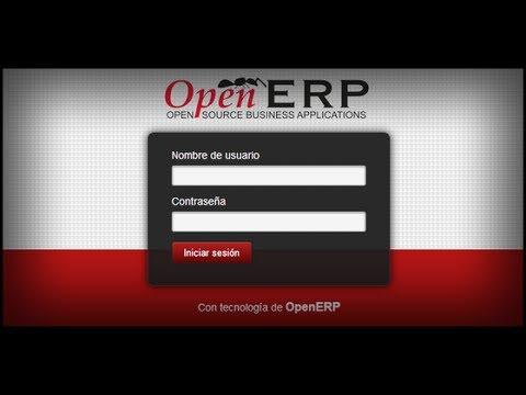 Tutorial Instalación Y Configuración De OpenERP 7.0 - Parte 1 [WS2008]