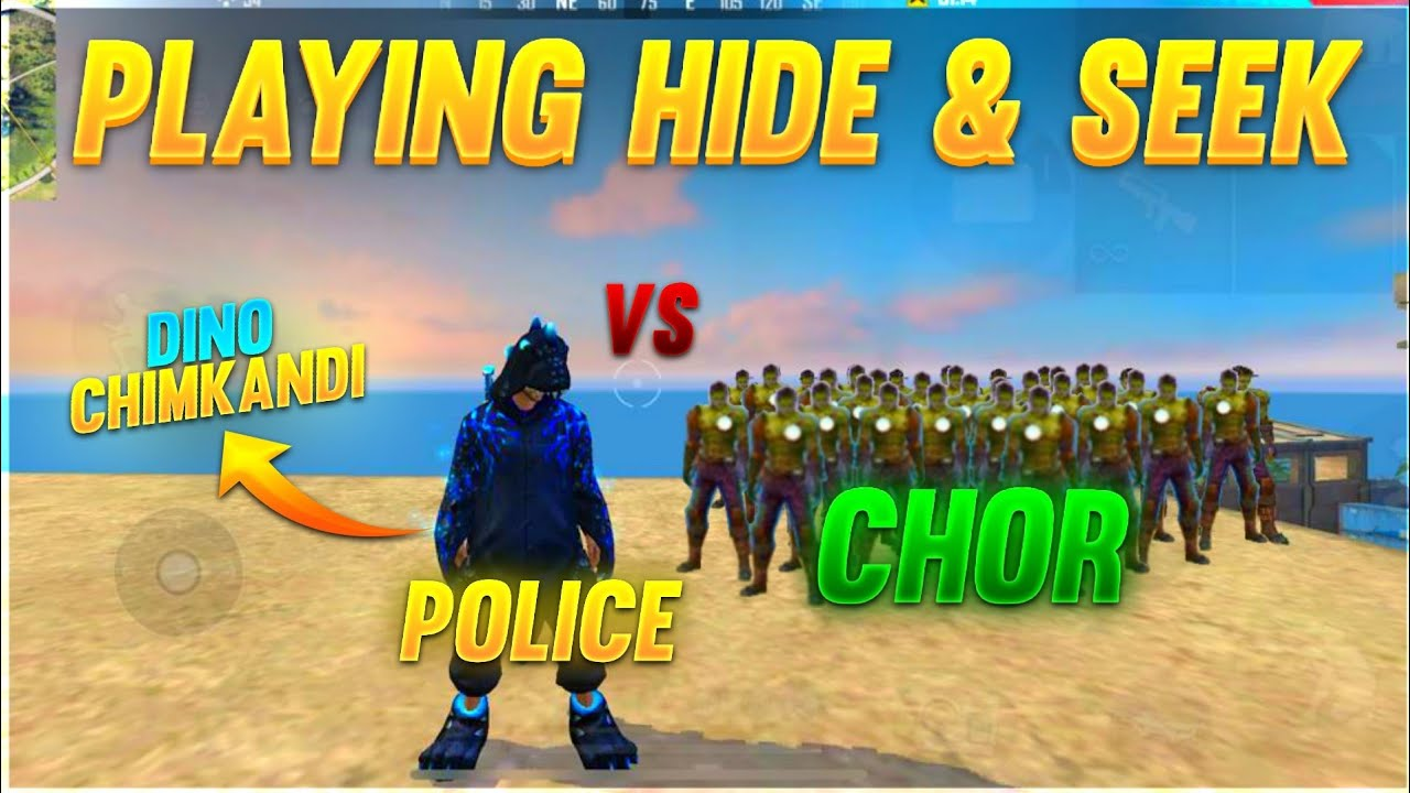 PLAYING HIDE AND SEEK FINDING THESE NOOBS🤣| 1vs 11 IN MILL AJJU BHAI|#ajjubhai #factoryfreefire