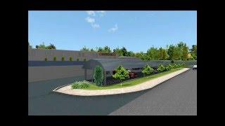 Проект озеленения промышленной территории 2.0