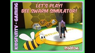Roblox Bee Swarm Simulator | Lesson on Ladybugs | Bamboo Boogie | Beetle Battle