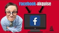 Facebook-Akquise - so funktioniert´s (sponsorn/ MLM, Strukturvertrieb)
