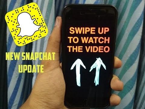 HOW TO ADD SWIPE UP LINK IN SNAPCHAT**2017**(SNAPCHAT TIPS AND TRICKS)SEO Search Engine Optimization