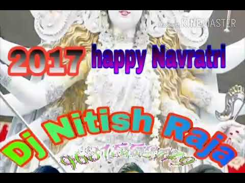 Latest New Navratri dj non-stop mix Dj Nitish Raja