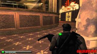 Splinter Cell Double Agent PC Gameplay Mission 7 Cozumel - Cruiseship Part 1/2