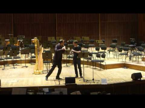 Flute Day- Israel Philharmonic Orchestra Feb. 2017