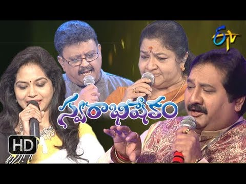 Swarabhishekam | 13th May 2018 | Full Episode | ETV Telugu