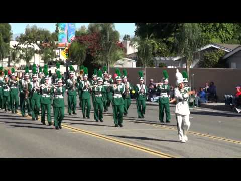 Buena Park HS - The Washington Post - 2010 La Palma Band Review