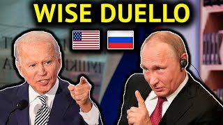 Putin to Biden: Remember what the US did to Japan!