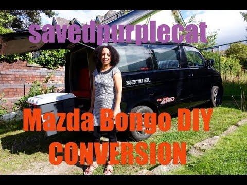 Mazda Bongo Campervan Conversion DIY