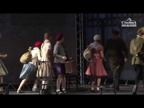 Нижегородский театр драмы представил премьерный спектакль «Отпуск по ранению»
